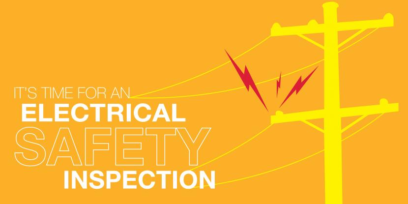 It's Time for an Electrical Safety Inspection