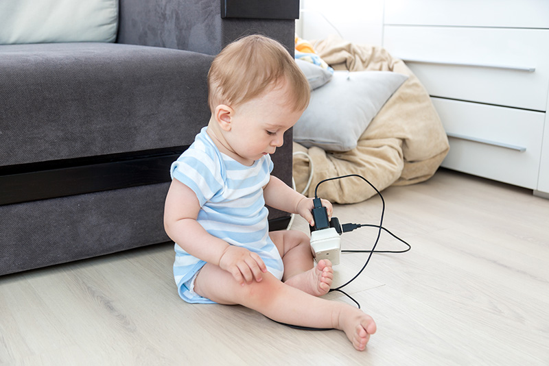 Child Safety Electrical Outlets