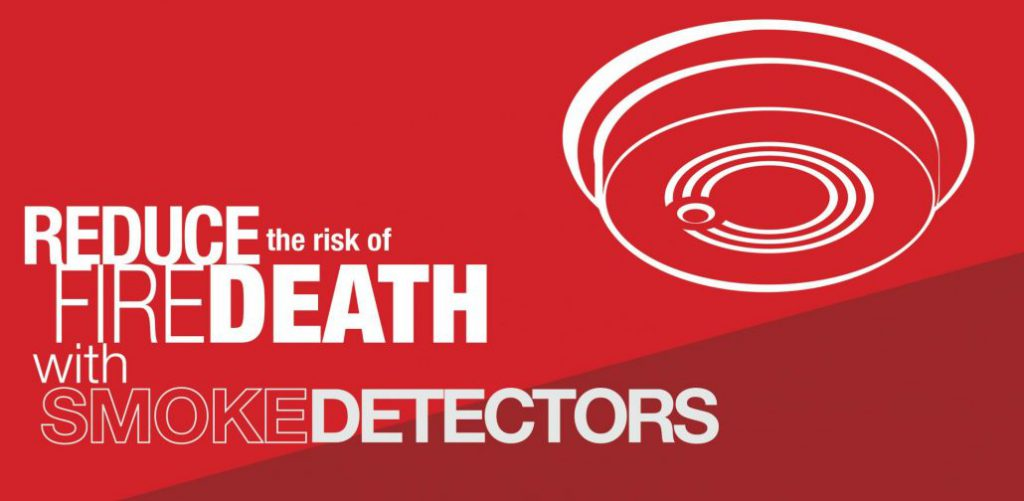 Reduce the Risk of Fire Death with Smoke Detectors 19