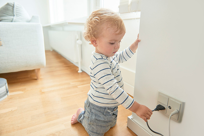 Electrical Safety | Child Proof Outlets