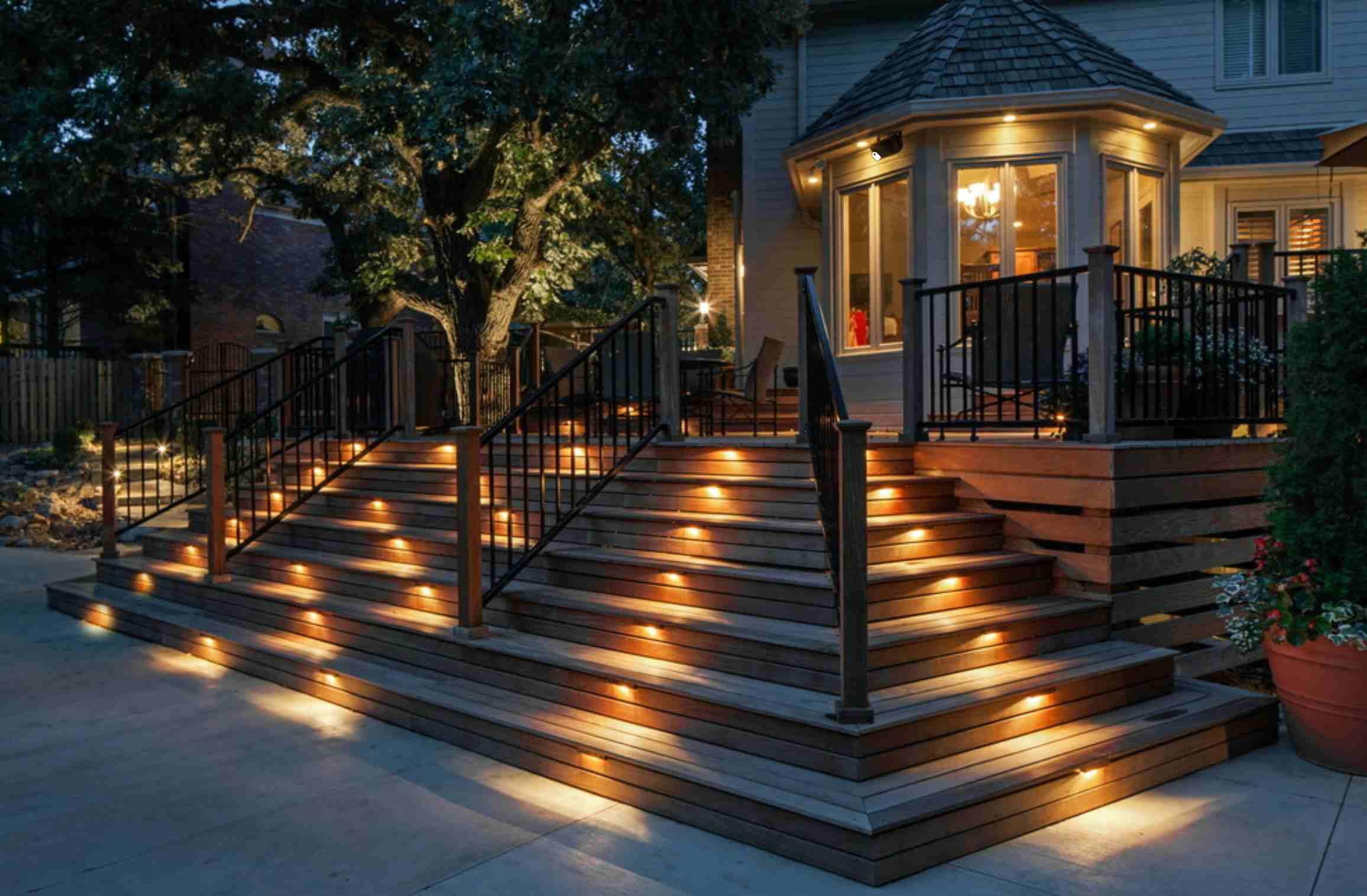 Exterior Lighting Design Trends 2019 2