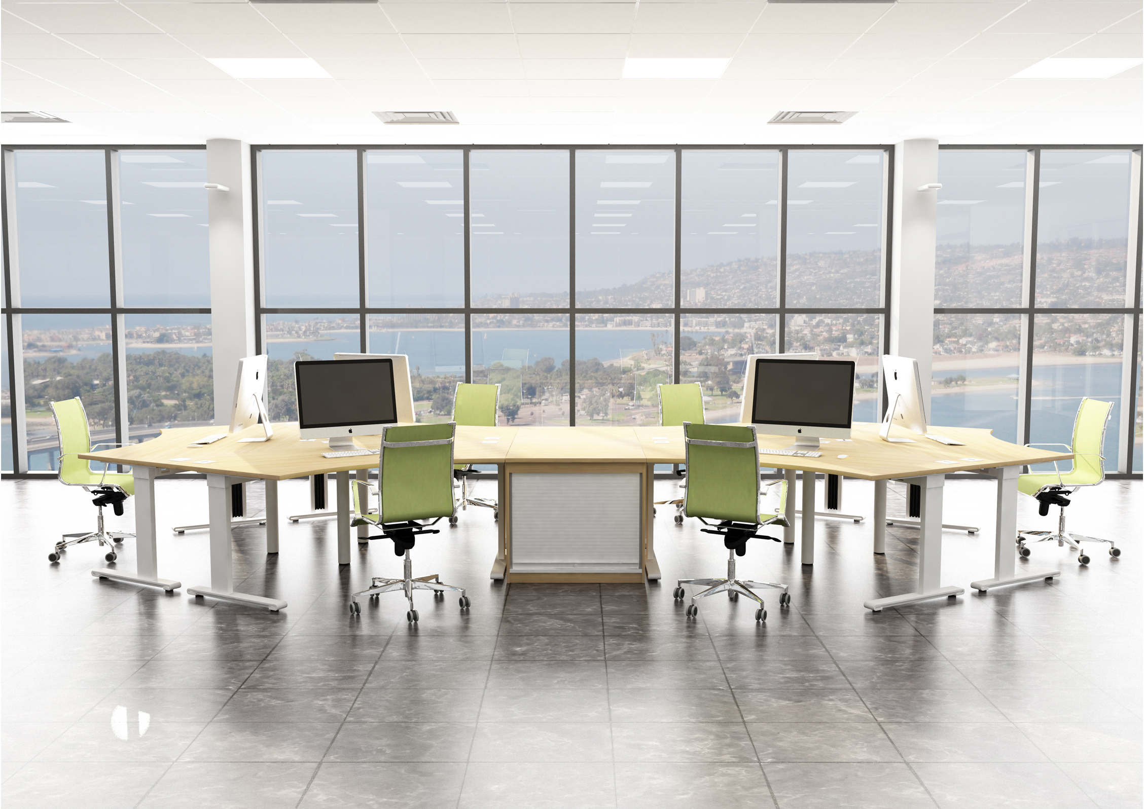 How to Properly Light up your Office Space 1